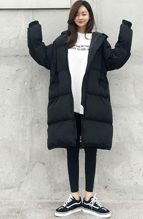 Down Jackets Long Oversized Down Jackets 7