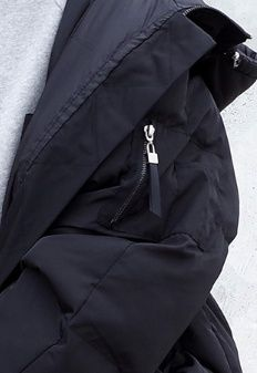 Down Jackets Long Oversized Down Jackets 8