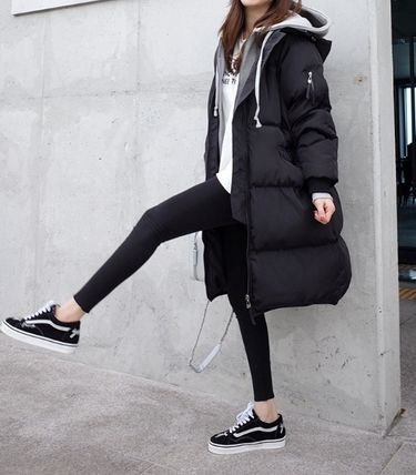 Down Jackets Long Oversized Down Jackets 10
