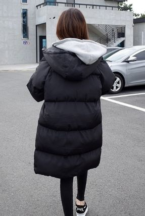 Down Jackets Long Oversized Down Jackets 11