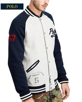 POLO RALPH LAUREN Plain Bomber Jackets
