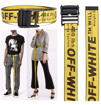 Off-White Last One Belts