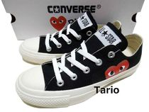 COMME des GARCONS Heart Street Style Collaboration Low-Top Sneakers