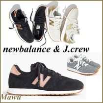 New Balance Collaboration Low-Top Sneakers