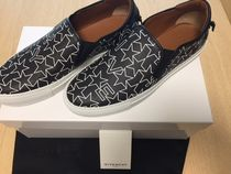 GIVENCHY Street Style Leather Loafers & Slip-ons
