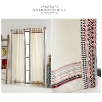 Anthropologie Geometric Patterns Curtains