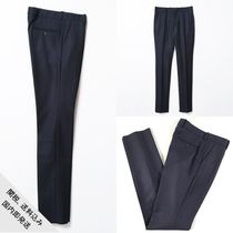 MARNI Tapered Pants Wool Plain Tapered Pants