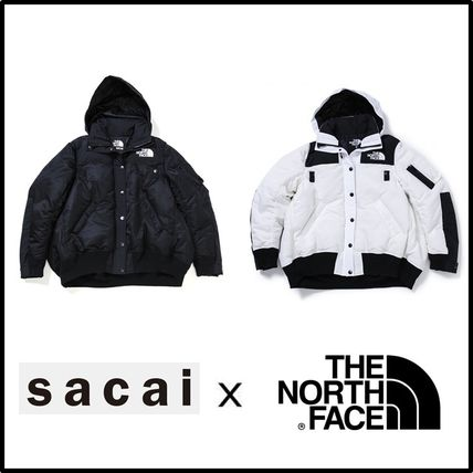 sacai Casual Style Collaboration Jackets
