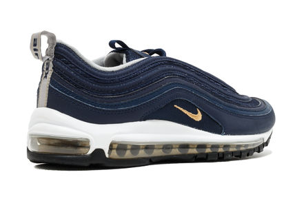 Nike AIR MAX 97 2017 SS Street Style Plain Sneakers