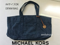 Michael Kors Denim Totes