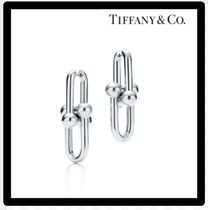 Tiffany & Co Costume Jewelry Casual Style Unisex Silver