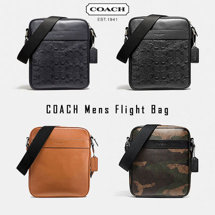 69f01807cceb Coach Leather Messenger   Shoulder Bags (F24868