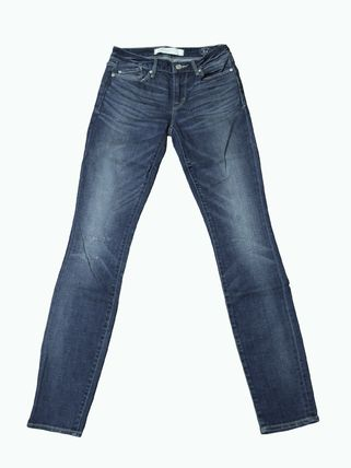 Casual Style Skinny Jeans