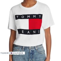 Tommy Hilfiger Crew Neck Cotton Short Sleeves T-Shirts