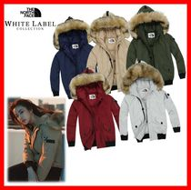 THE NORTH FACE Casual Style Street Style Down Jackets