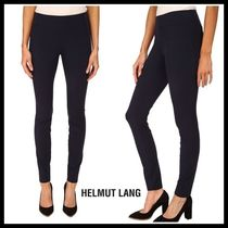 HELMUT LANG Casual Style Plain Long Skinny Pants