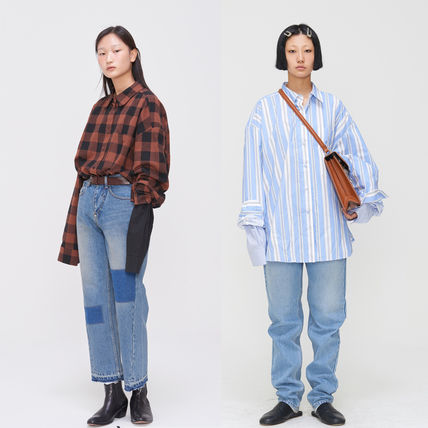pushBUTTON DOUBLE SLEEVES DETAILED SHIRT