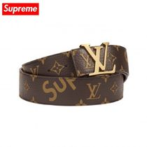 Supreme Street Style Collaboration Belts