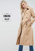 ASOS Casual Style Long Trench Coats