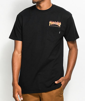 VANS More T-Shirts Street Style Collaboration T-Shirts 3