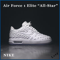 Nike AIR FORCE 1 Star Street Style Sneakers