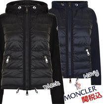 MONCLER Casual Style Plain Jackets