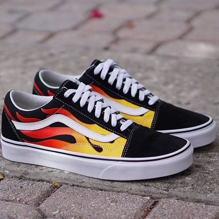 2017 Old 18aw Sneakers Top Low Skool inc Nht By Unisex Buyma Vans xSwCZ1q1