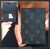 Louis Vuitton MONOGRAM Monogram Unisex Canvas Wallets & Small Goods