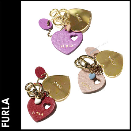 FURLA Keychains & Bag Charms
