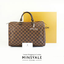 Louis Vuitton SPEEDY SPEEDY 35 [London department store new item]