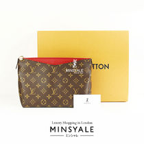 Louis Vuitton PALLAS BEAUTY CASE [London department store new item]