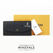 Louis Vuitton EMILIE WALLET [London department store new item]