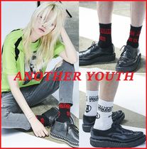 ANOTHERYOUTH Street Style Socks & Tights
