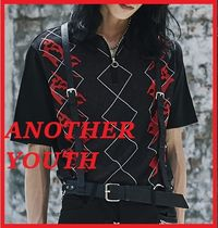 ANOTHERYOUTH Casual Style Street Style Belts