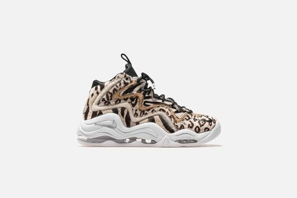Leopard Patterns Street Style Collaboration Sneakers