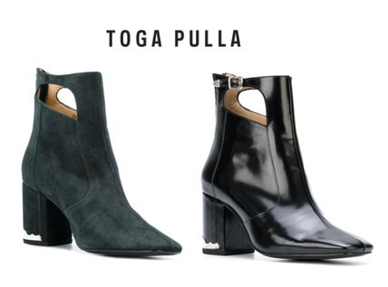 TOGA Leather Boots Boots