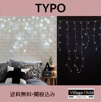 TYPO Home Party Ideas Lighting