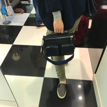 Anya Hindmarch 2WAY Plain Leather Shoulder Bags