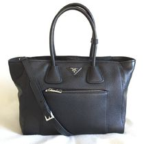 PRADA 3WAY Leather Totes