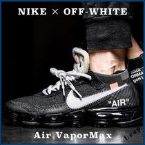 Nike Vapor Max Street Style Collaboration Plain Sneakers