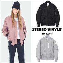 STEREO VINYLS COLLECTION MA-1 Outerwear