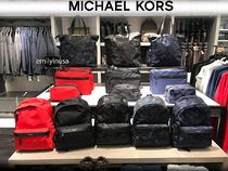 Michael Kors KENT Nylon Backpacks