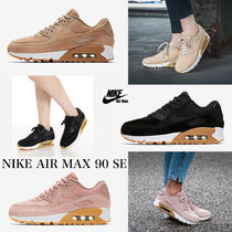 Nike AIR MAX 90 Street Style Low-Top Sneakers