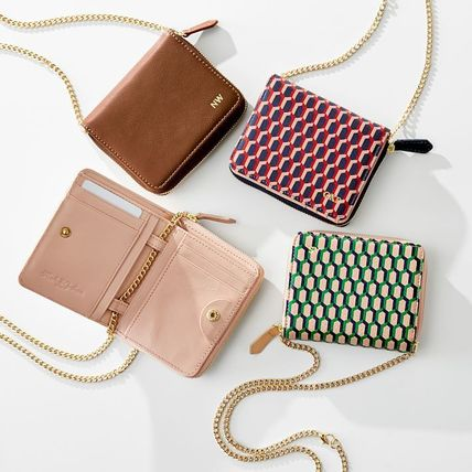 Plain Other Animal Patterns Leather Accessories