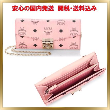 Cambus Chain Long Wallets