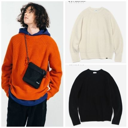 COVERNAT Knits & Sweaters Long Sleeves Oversized Knits & Sweaters