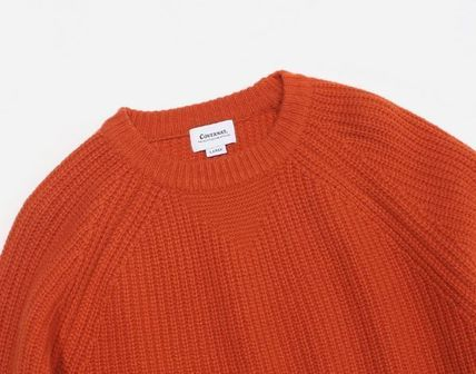 COVERNAT Knits & Sweaters Long Sleeves Oversized Knits & Sweaters 4