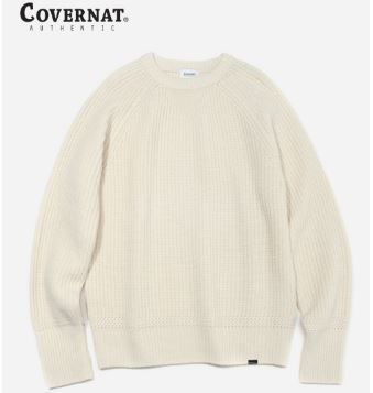 COVERNAT Knits & Sweaters Long Sleeves Oversized Knits & Sweaters 7