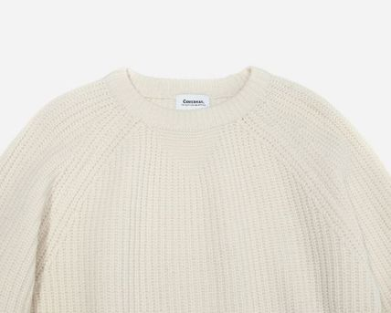 COVERNAT Knits & Sweaters Long Sleeves Oversized Knits & Sweaters 8