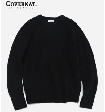 COVERNAT Knits & Sweaters Long Sleeves Oversized Knits & Sweaters 12